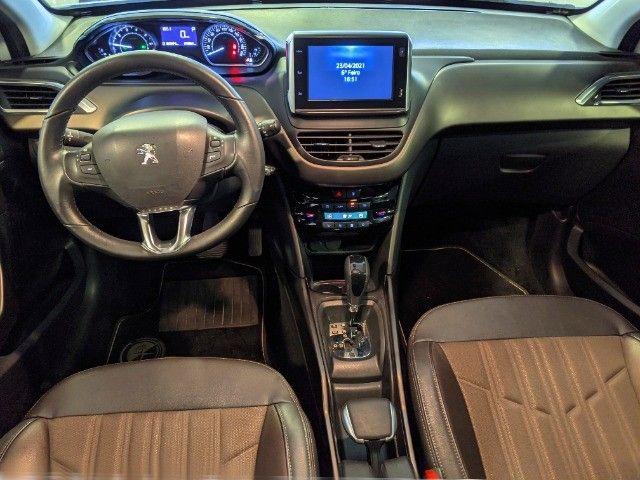 Peugeot 2008 1.6 Flex Crossway Automático 18/19 Branco! - Foto 14