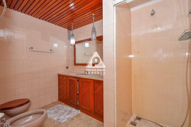 PRIVILÉGIO IMÓVEIS vende : Excelente apartamento na quadra da praia de Copacabana - Foto 16