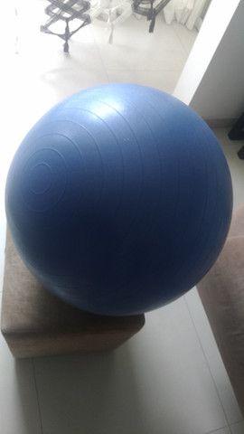 Bola Pilates Azul - Foto 2