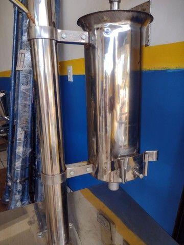 Máquina de açaí de inox  - Foto 2
