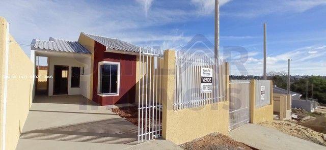Casa para Venda em Ponta Grossa, Nova Ponta Grossa, 2 dormitórios, 1 banheiro, 1 vaga - Foto 3