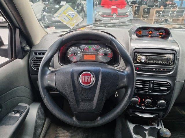 FIAT STRADA 1.8 MPI ADVENTURE CD 16V FLEX 2P MANUAL - Foto 8