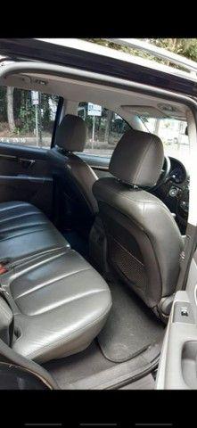 Hyundai santa fé 2011 ,3.5 v6 - 4x4 - Placa A (Impecável)  - Foto 5