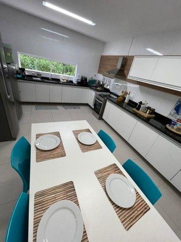 Casa de condomínio para venda possui 450000 metros quadrados com 5 quartos - Foto 12
