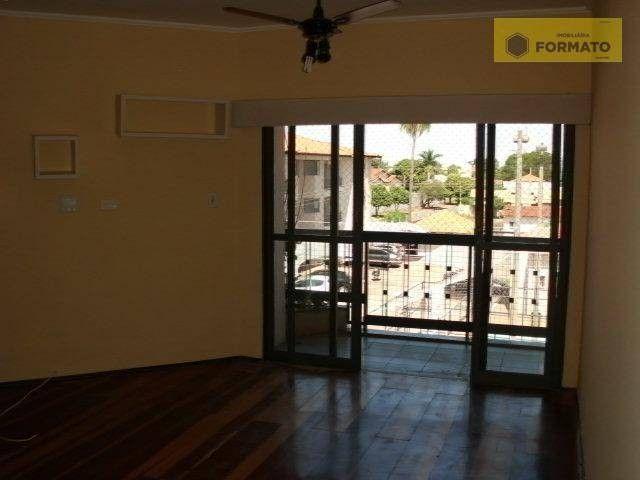 Apartamento para alugar, 84 m² por R$ 800,00/mês - Jardim São Lourenço - Campo Grande/MS - Foto 3