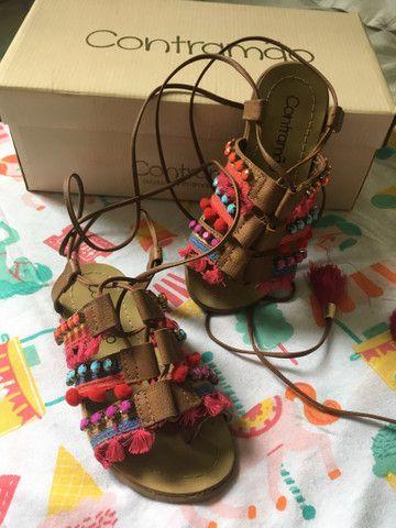 Sapatos e sandálias originais  - Foto 2