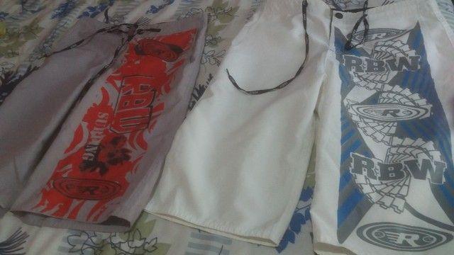 Lotinho de roupa masculina 120,00. - Foto 3