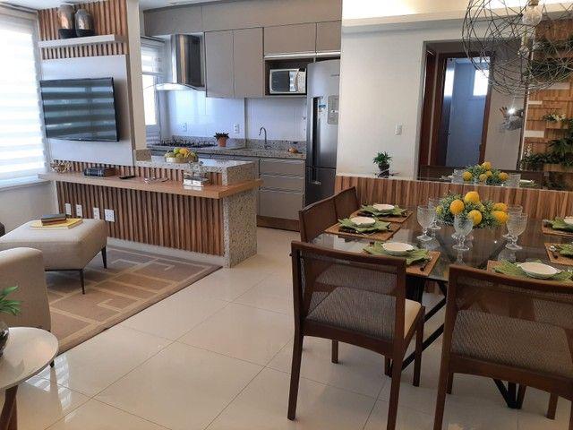Apartamento com 64 m² sendo 2 quartos no Jardim Europa - Go