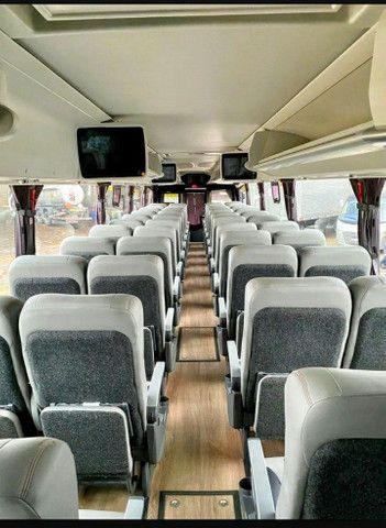 Ônibus Rodoviário Irizar 16s Mercedes O500-rsd 2019/20 46l - Foto 3