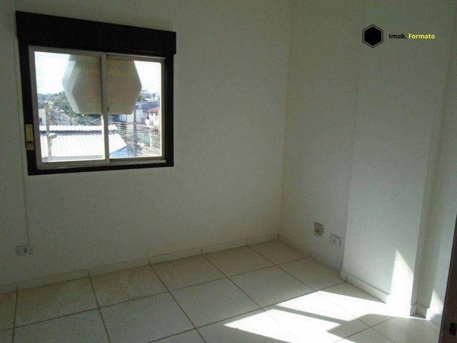 Apartamento para alugar, 65 m² por R$ 900,00/mês - Centro - Campo Grande/MS - Foto 6