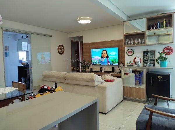 Apartamento com 3 quartos no Residencial Lago do Bosque - Bairro Setor Pedro Ludovico em G - Foto 4