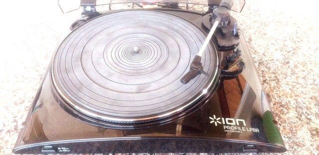 Conversor Vinil (disco) para MP3