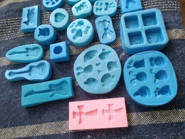 Material para Biscuit - moldes, cortadores, formas, etc.