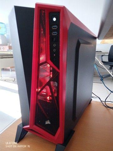 PC Gamer i5 7400 Mobo Strix M2 512Gb 8Gb Ram - Foto 2