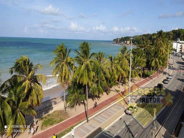 Cabo Branco,  Flat Beira mar, 33m², R$ 1.800, Aluguel, João Pessoa, Paraíba - Foto 3