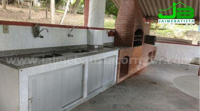 Belo sítio com 2 piscinas e 4 suítes em Vale das Pedrinhas - Foto 17