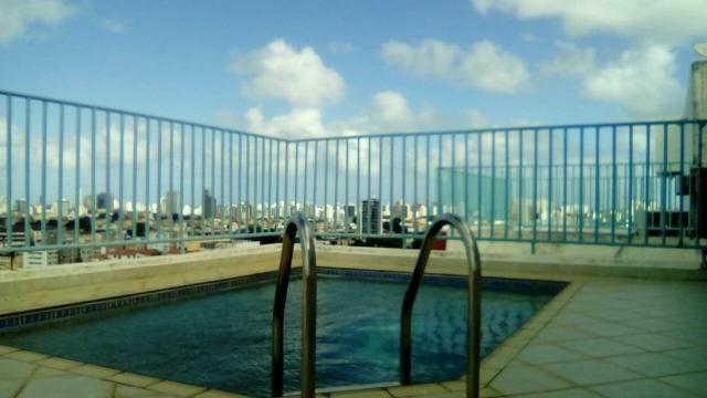 Excelente cobertura, com piscina em 249 m² e 2 vagas. Na Silveira Martins - Cabula
