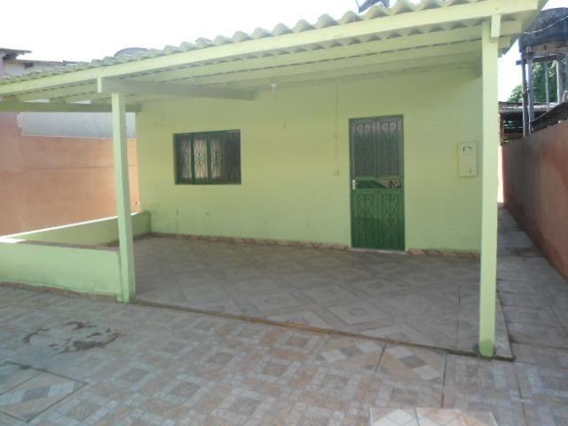 Residencia com 2Q, no Bairro Areal centro, a 5 minutos da 7 de setembro