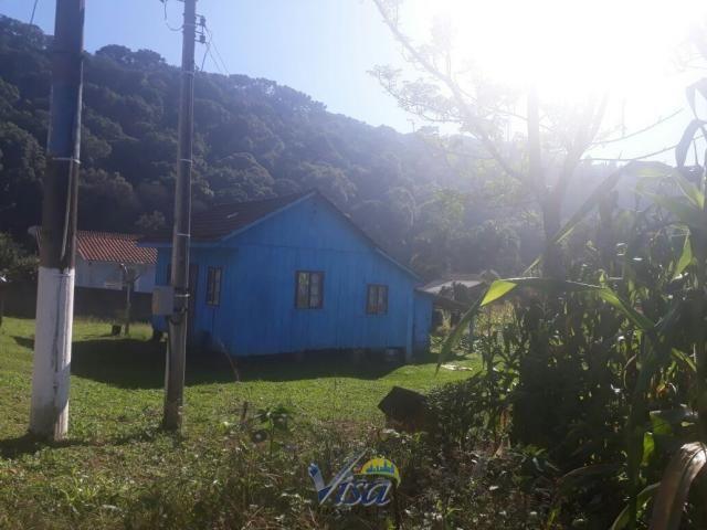 Terreno em Rio negrinho próximo da BR