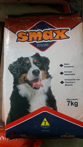 Ração Adulto Smax, 19 % proteína !!