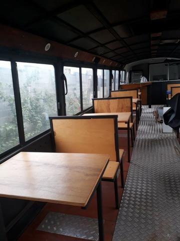 Vendo ou troco Ônibus Food Truk - Foto 20