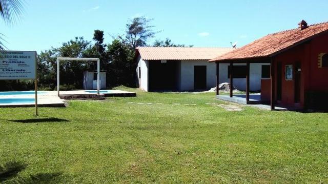 Magníficos terrenos em saquarema condomínio fechado com RGI lazer total - Foto 9