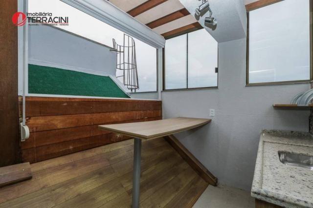 Sala à venda, 33 m² por r$ 138.000 - chácara das pedras - porto alegre/rs - Foto 8