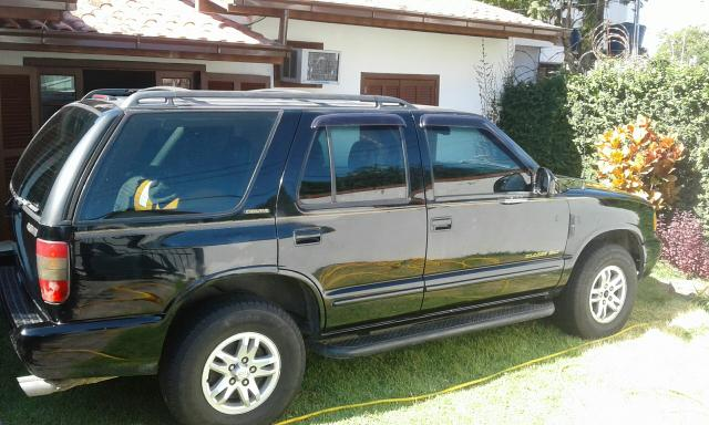 2fc6f91240 Preços Usados Blazer Chevrolet Gnv Executive 4x4 - Waa2