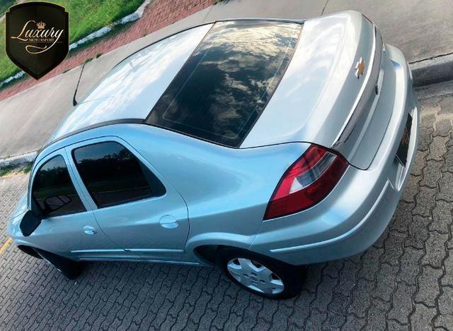 Gm - Chevrolet Prisma Joy 1.4 Flex + GNV - Foto 10