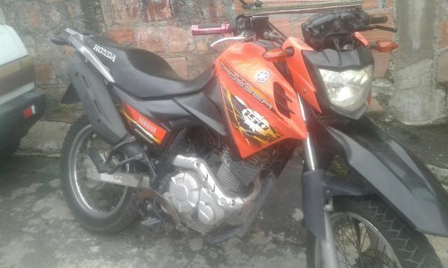 Vendo moto crosser