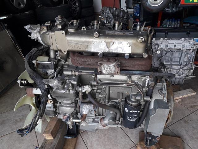 Motor Parcial MWM X12 Eletrônico 4cc Cargo/Volare/VW/Agrale - Foto 6