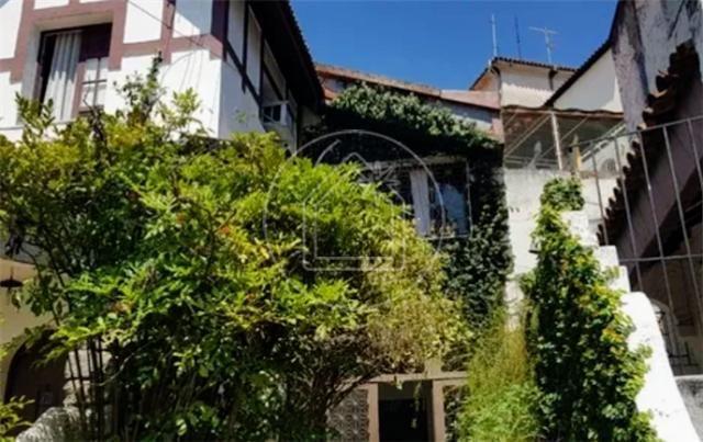 Casa à venda com 3 dormitórios em Santa teresa, Rio de janeiro cod:855380