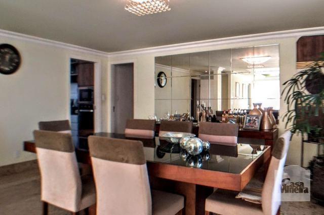 Apartamento à venda com 4 dormitórios em Grajaú, Belo horizonte cod:250070 - Foto 7