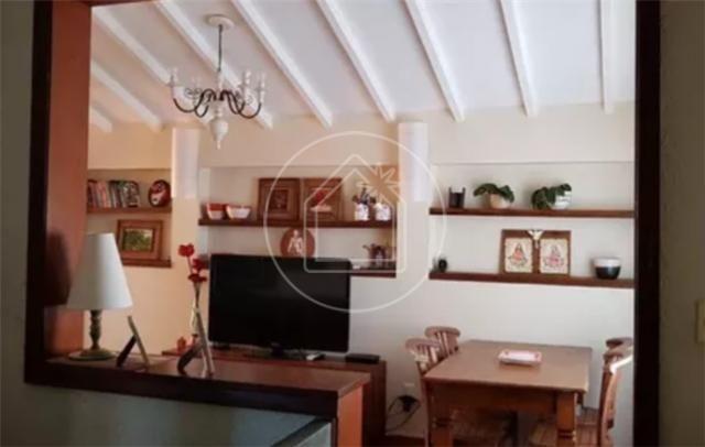 Casa à venda com 3 dormitórios em Santa teresa, Rio de janeiro cod:855380 - Foto 3
