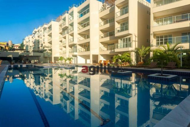 Apartamento 3 quartos. praia de pirangi. pirangi villas