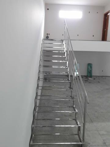 Escada inox - Foto 2