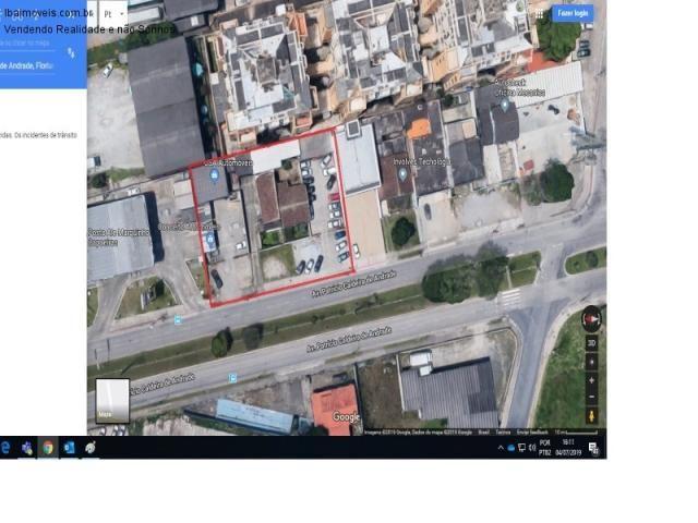 Terreno à venda em Abraão, Florianópolis cod:TE00003