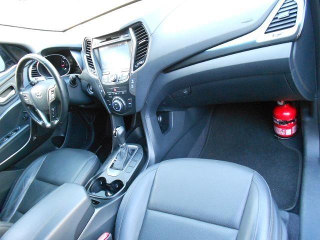 Hyundai Santa Fe 3.3 4X4 V6 Automático 4Wd - Foto 11
