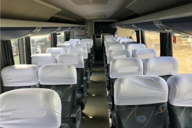 Ônibus paradiso g7 1200 ano 2010