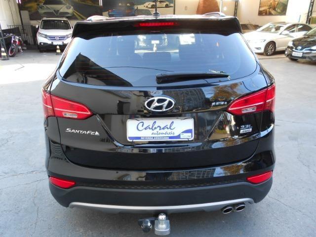Hyundai Santa Fe 3.3 4X4 V6 Automático 4Wd - Foto 6