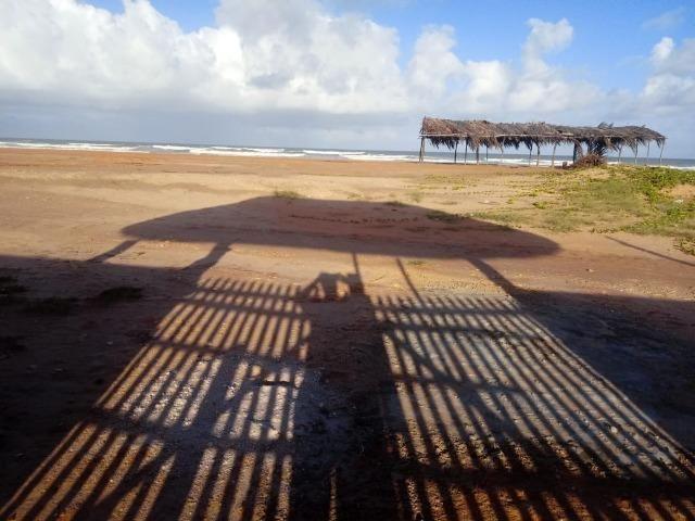 Terreno à beira mar 500m2