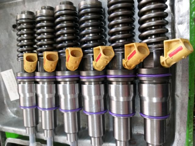 Unidades injetoras diesel a base de troca revisada 100% revisada com garantia