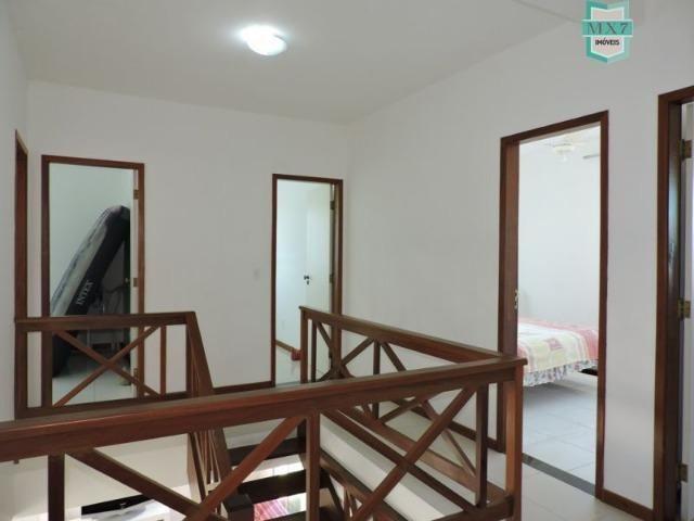 Casa em Barra do Jacuípe próximo a praia com seis amplos quartos - Foto 19