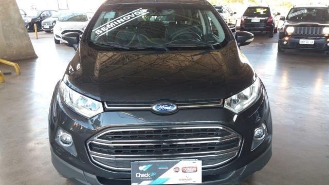 Ford Ecosport ECOSPORT 1.6 TITANIUM 16V FLEX 4P MANUAL 4P - Foto 3