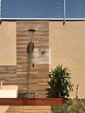 G.Casa com 3 dormitórios à venda, Villa Branca - Jacareí/SP - Foto 17