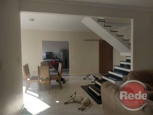 Casa com 3 dormitórios à venda, 143 m² por r$ 500.000,00 - residencial santa paula - jacar - Foto 12