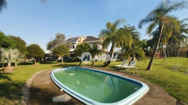 Casa com 4 dormitórios à venda, 506 m² por r$ 2.300.000,00 - lomba grande - novo hamburgo/ - Foto 6