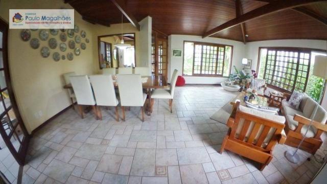 Casa com 4 dormitórios à venda, 297 m² - Patamares - Salvador/BA - Foto 2