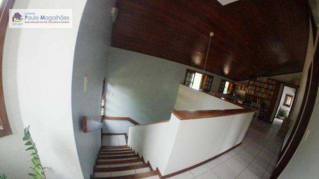 Casa com 4 dormitórios à venda, 297 m² - Patamares - Salvador/BA - Foto 16