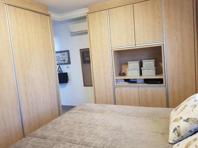 Apartamento no américa | 01 suíte + 03 dormitórios | andar alto | semi-mobiliado - Foto 17